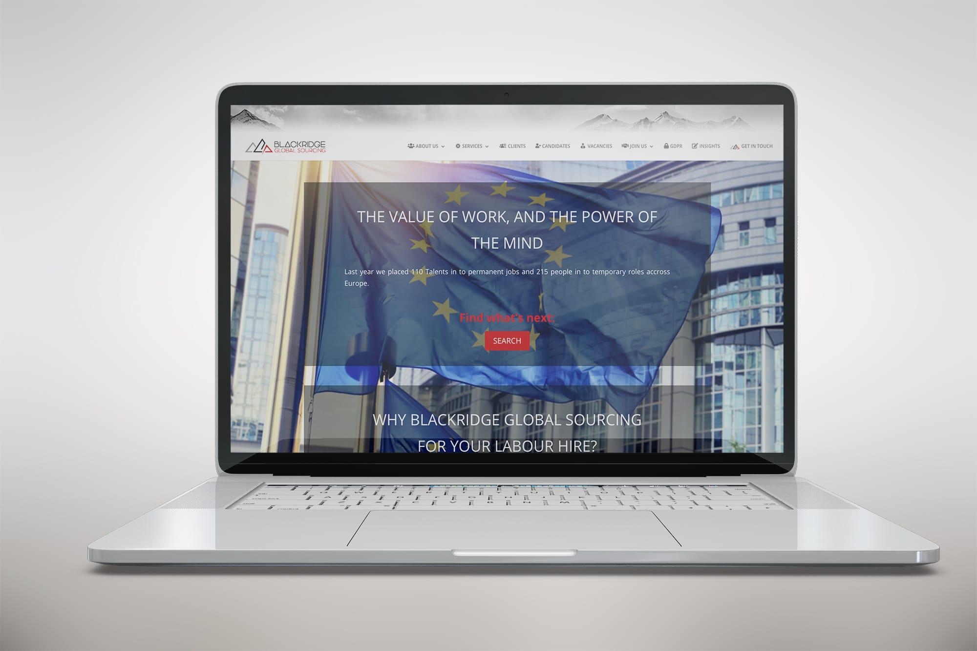 site internet blackridge global sourcing sbcom steven berg